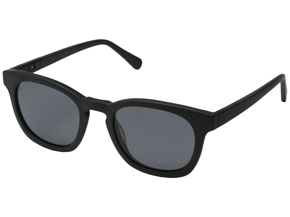 RAEN Optics - Suko (Matte Black) Sport Sunglasses
