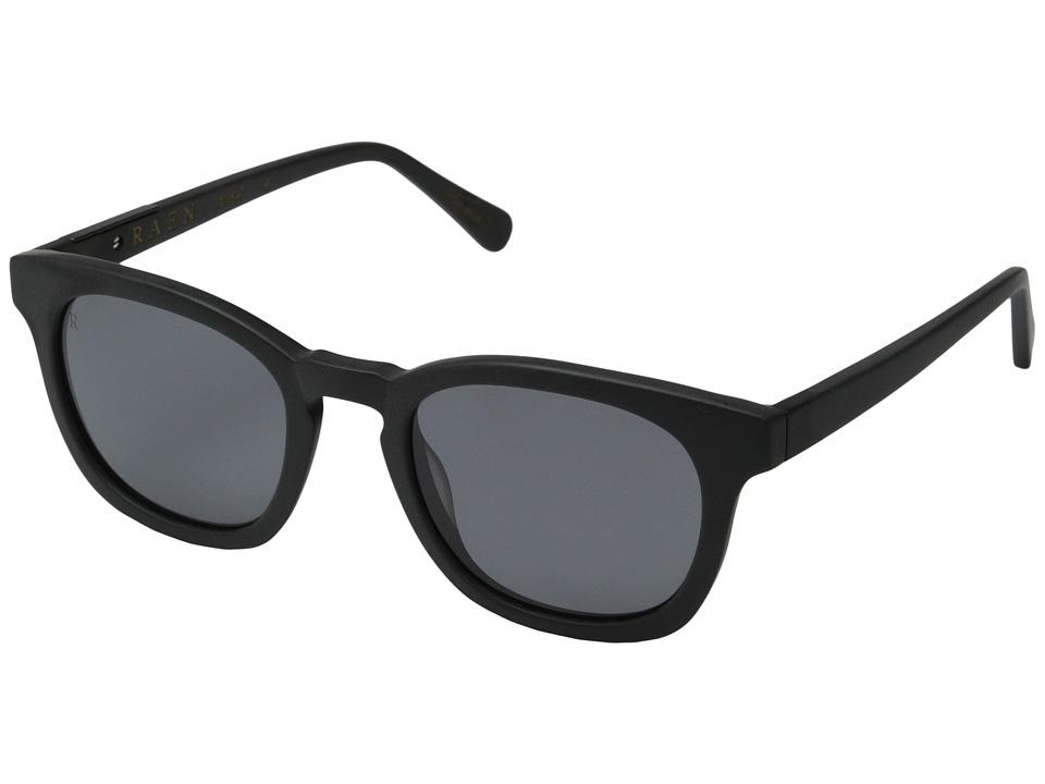 RAEN Optics - Suko (Matte Black) Sport Sunglasses
