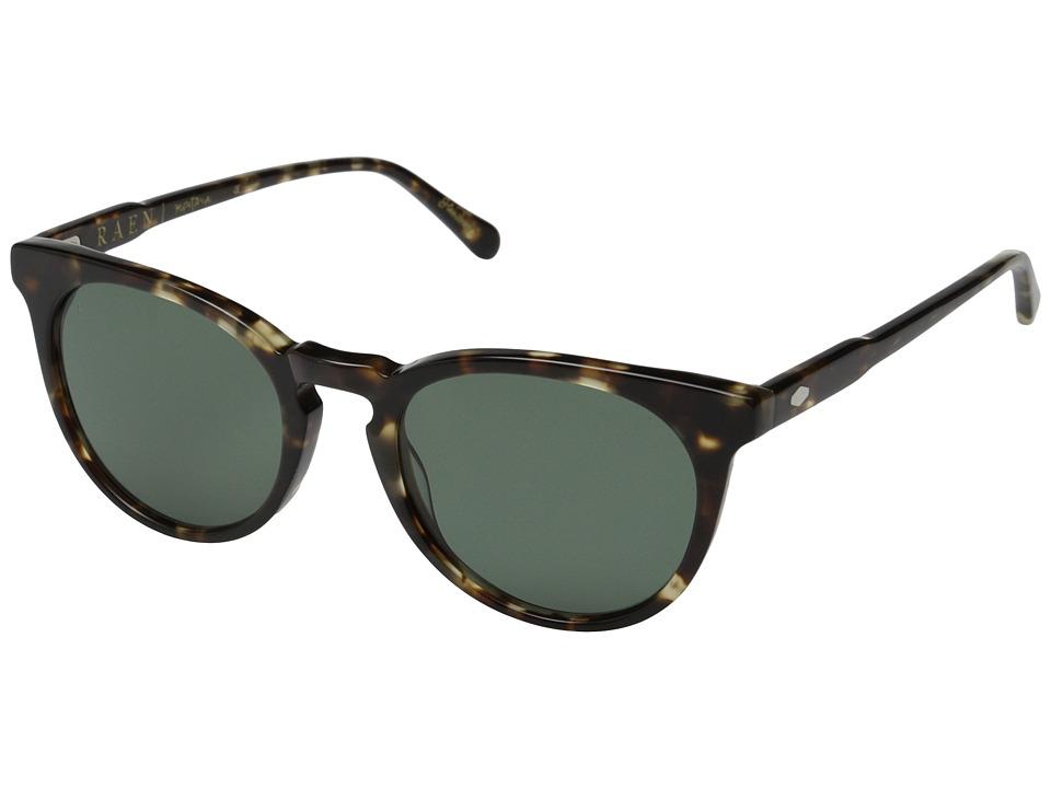 RAEN Optics - Montara (Matte Black/Matte Brindle) Sport Sunglasses
