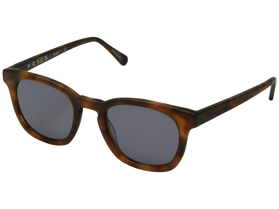 RAEN Optics - Suko (Matte Rootbeer) Sport Sunglasses