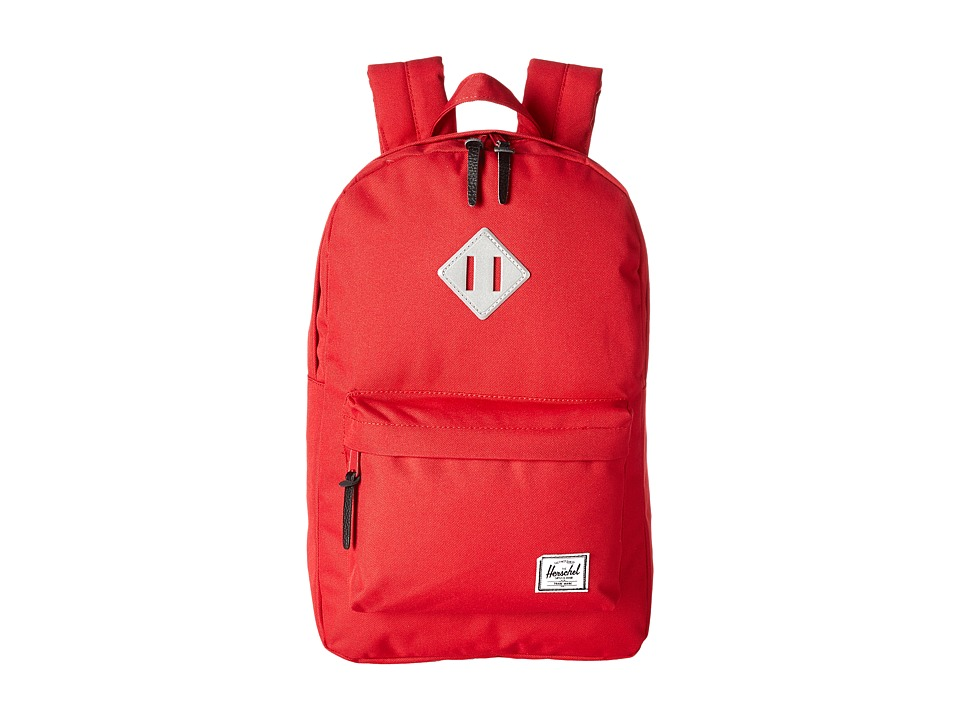 Herschel Supply Co. - Heritage Mid-Volume (Red/3M) Backpack Bags