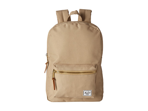 Herschel Supply Co. - Settlement Mid-Volume (Khaki) Backpack Bags