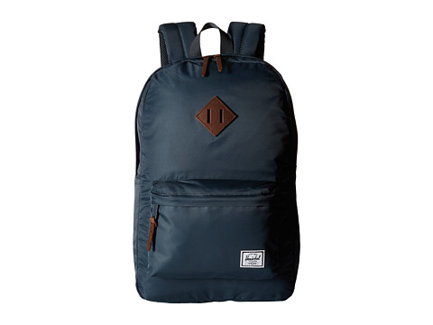 Herschel Supply Co. - Heritage (Nylon Navy) Backpack Bags