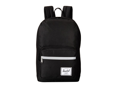 Herschel Supply Co. - Pop Quiz (Black/3M) Backpack Bags