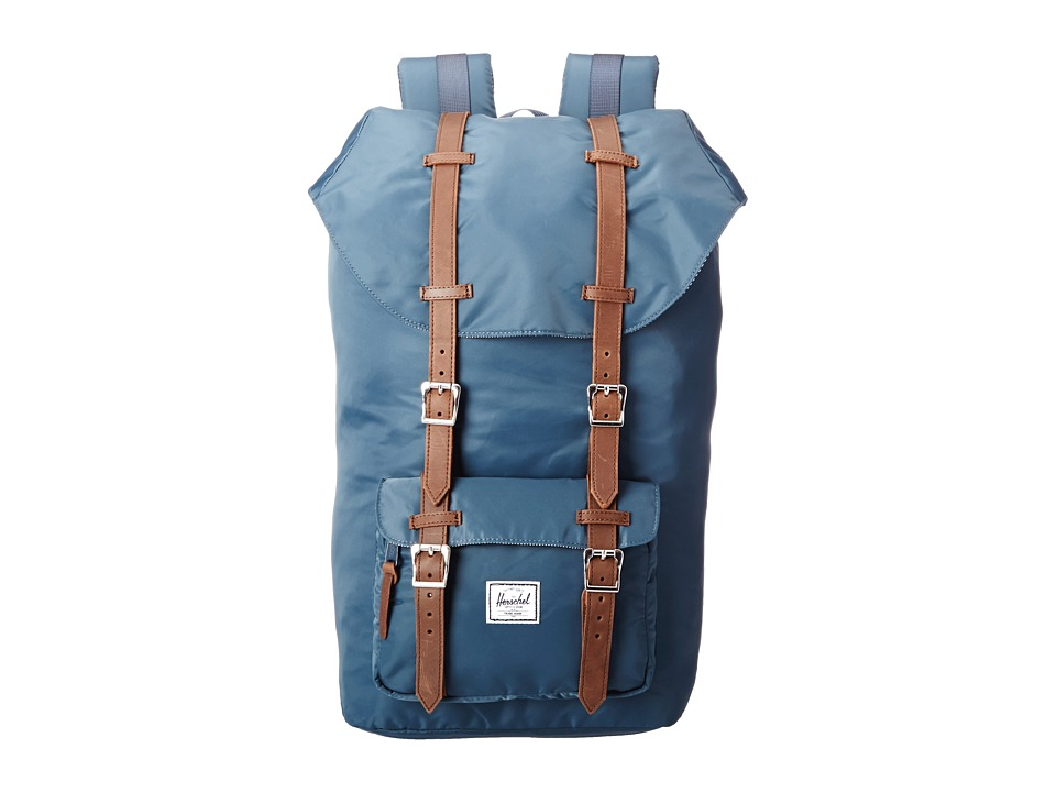 Herschel Supply Co. - Little America (Nylon Navy) Backpack Bags