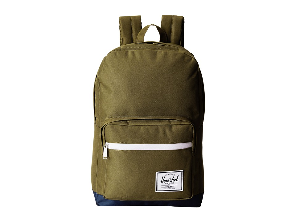 Herschel Supply Co. - Pop Quiz (Army/Navy) Backpack Bags