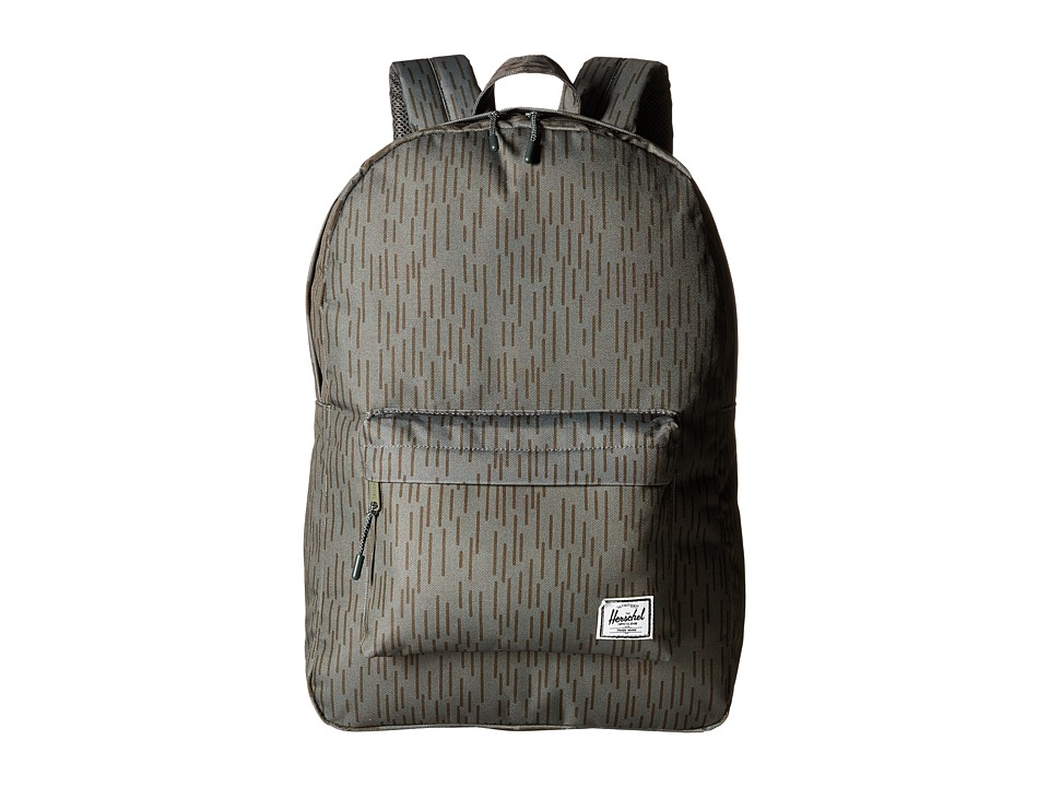 Herschel Supply Co. - Classic (Rain Camo) Backpack Bags