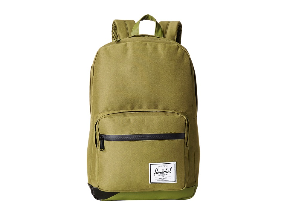 Herschel Supply Co. - Pop Quiz (Army Pu/Black) Backpack Bags