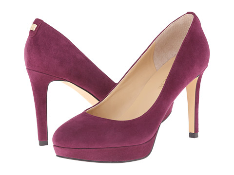Ivanka Trump - Kimo (Plum 09) High Heels