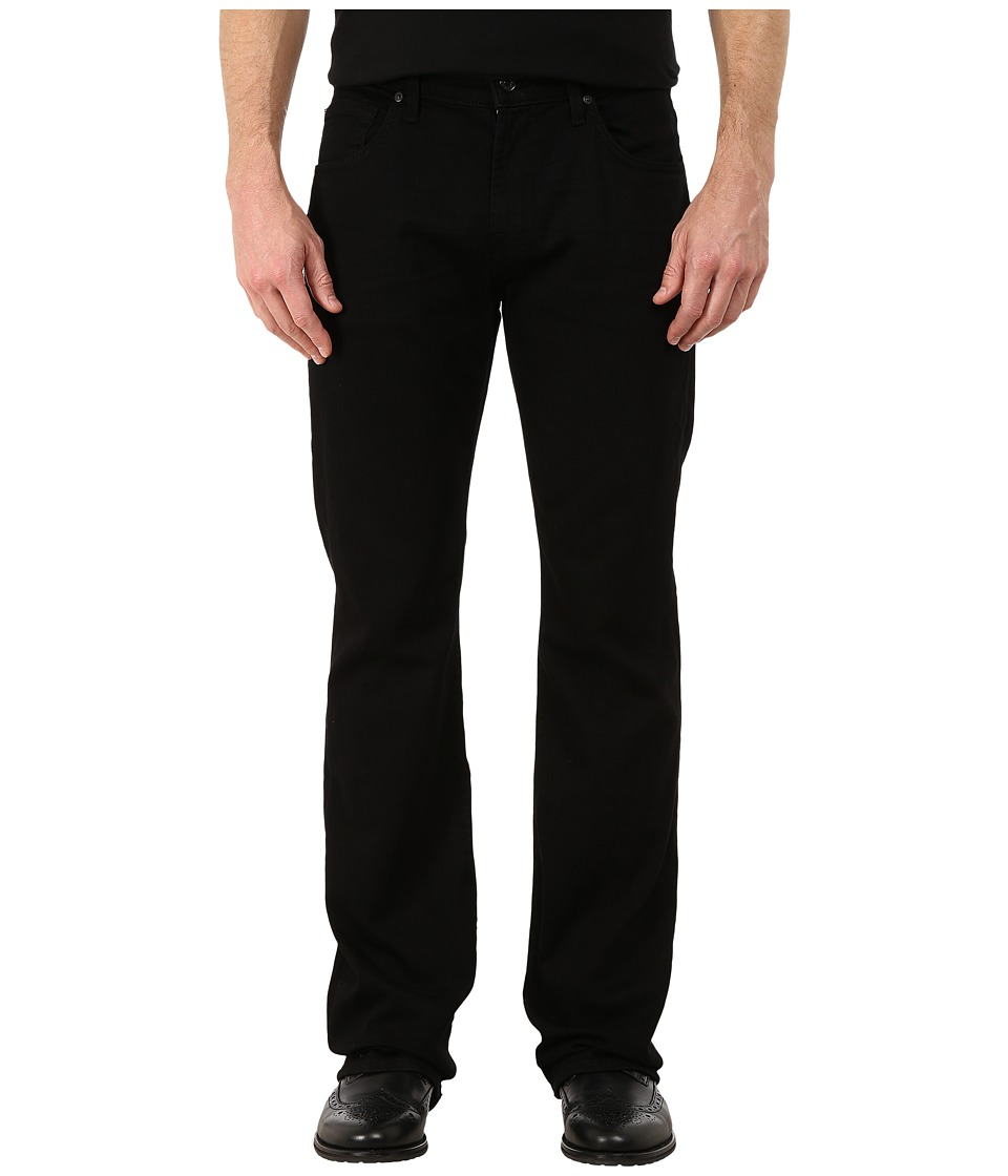 7 For All Mankind - Luxe Performance Brett Modern Bootcut in Nightshade Black (Nightshade Black) Men's Jeans