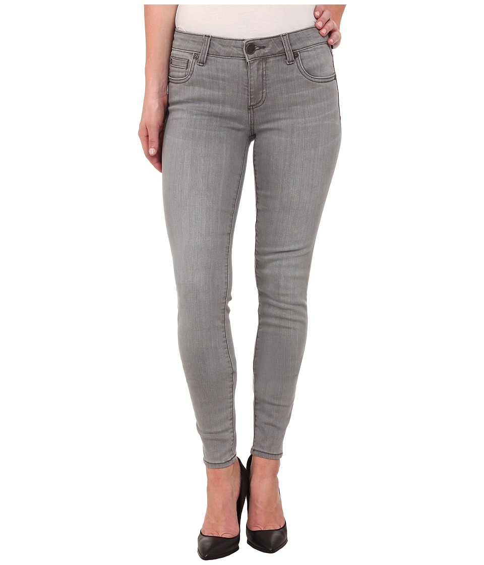 KUT from the Kloth - Mia Toothpick Skinny Jeans in Exhilerating (Exhilarating) Women