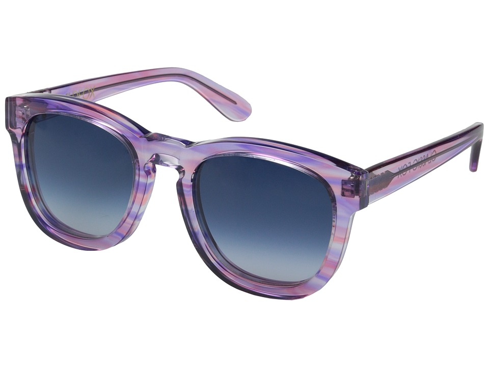 Wildfox - Classic Fox (Breeze/Blue Gradient) Fashion Sunglasses