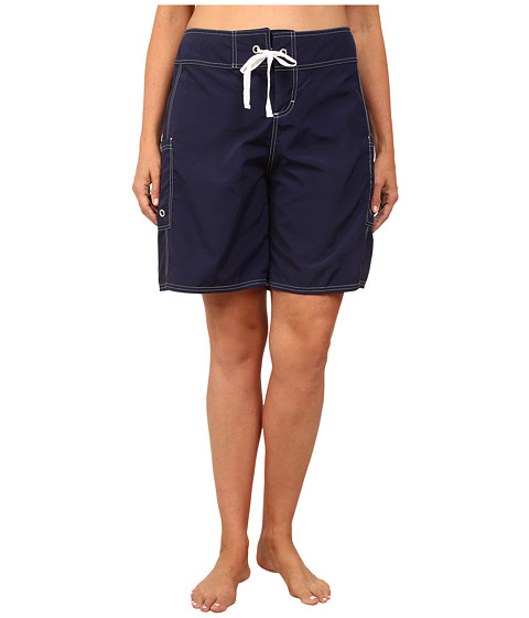 Tommy Bahama - Plus Size 9 Boardshorts (Mare) Women