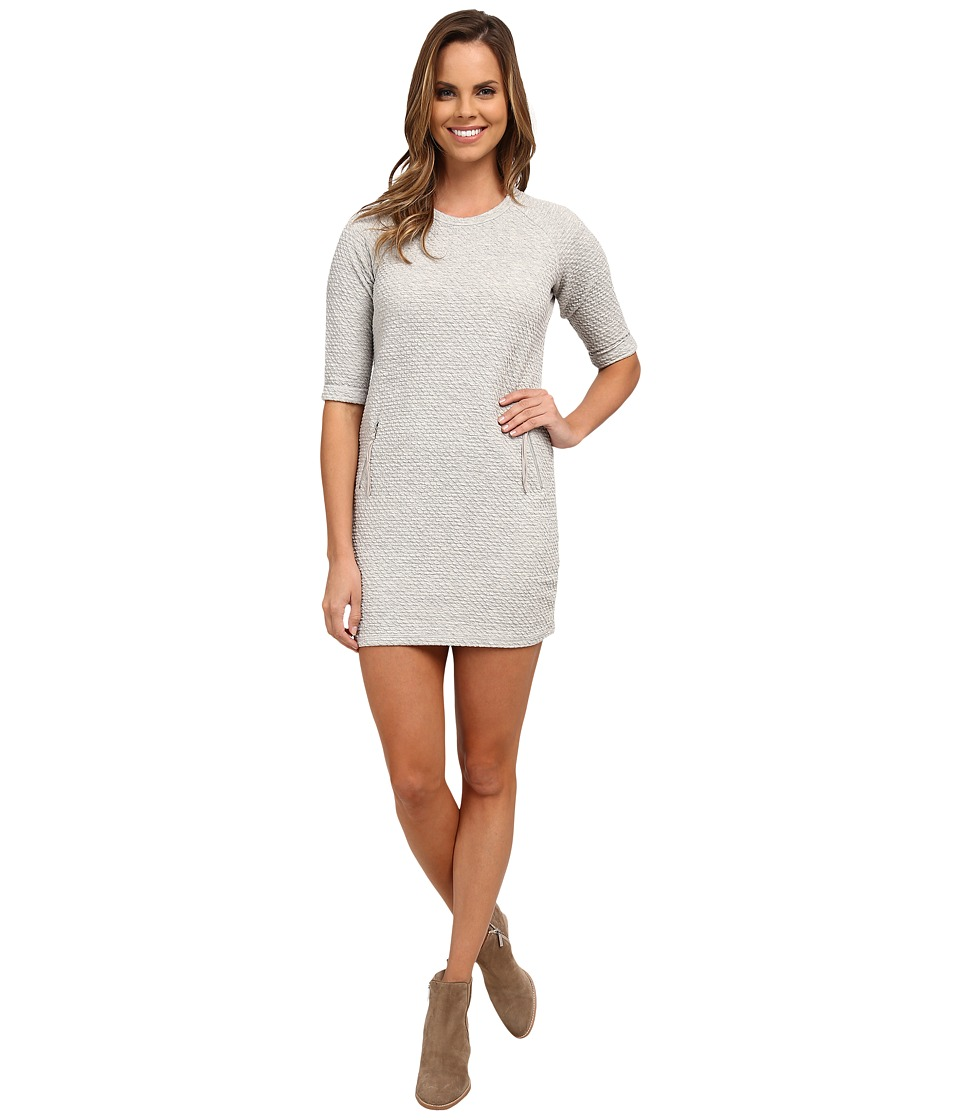 KUT from the Kloth - Trinity Dress (Heather Grey) Women's Dress