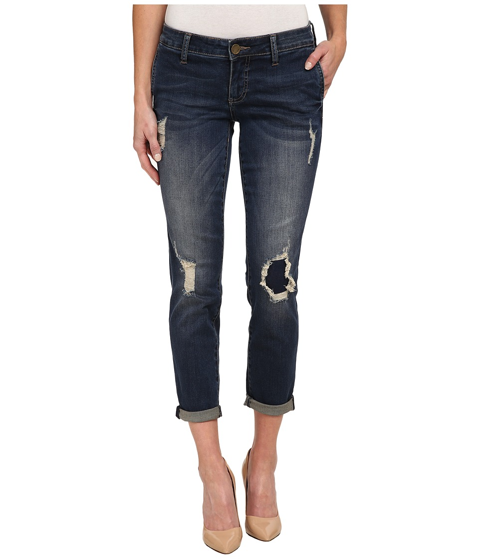 KUT from the Kloth - Adele Slouchy Boyfriend Jeans in Activist (Activist) Women's Jeans