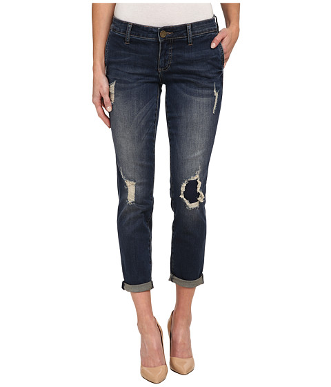 KUT from the Kloth - Adele Slouchy Boyfriend Jeans in Activist (Activist) Women