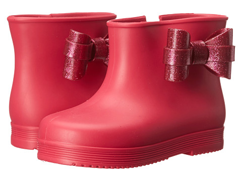 Mini Melissa - Mini Melissa Boot (Toddler) (Pink) Girls Shoes