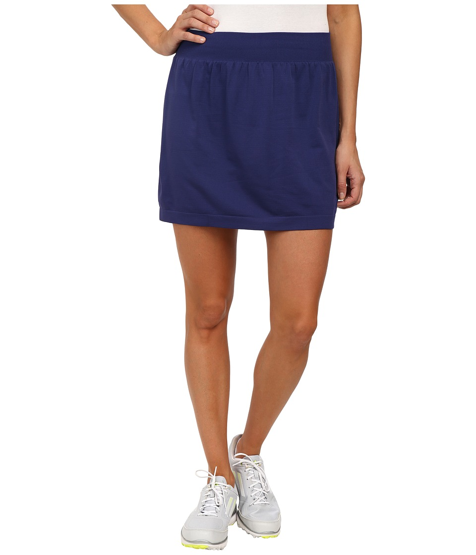 adidas Golf - Tour Seamless Skort (Medium Grey Heather) Women