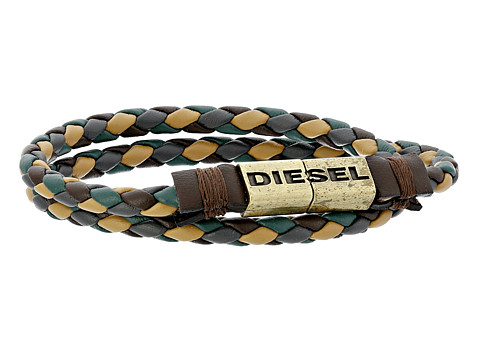 Diesel - 00SJZP 0AAIM Adoo Bracelet (Brown) Bracelet