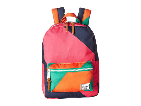 Herschel Supply Co. - Settlement Kids (Pink/Navy Stripe) Backpack Bags
