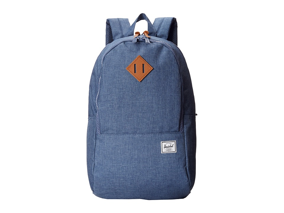Herschel Supply Co. - Nelson Backpack (Crosshatch Navy) Backpack Bags