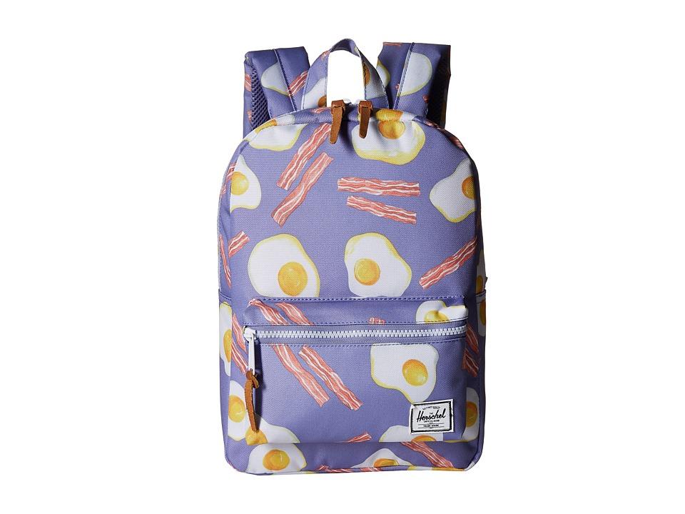 Herschel Supply Co. - Settlement Kids (Bacon Eggs) Backpack Bags