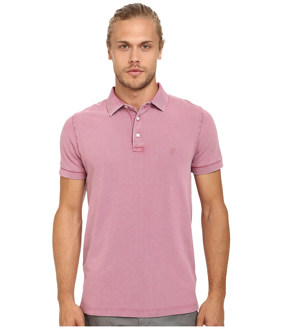 French Connection - Lightweight Pique Stretch (Dusty Orchid) Men's Clothing