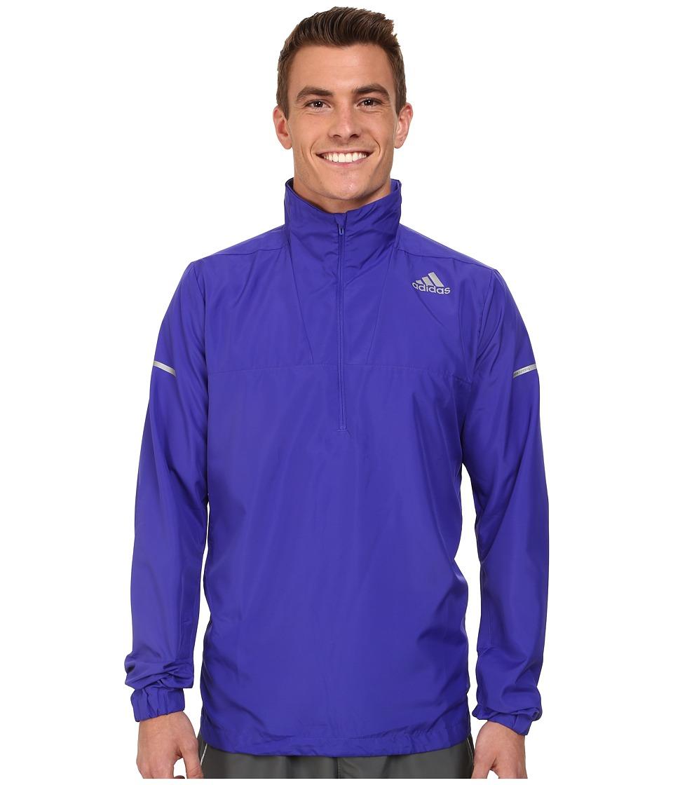 adidas - Sequencials Anorak (Nightflash) Men's Workout