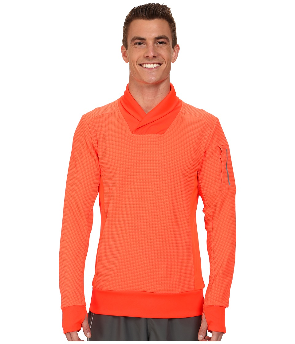 adidas - Explorer Pullover (Solar Red) Men