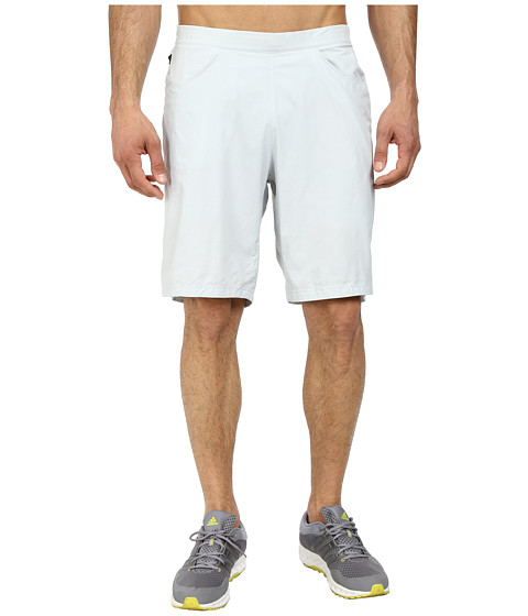 adidas - Ultra Short (Clear Grey) Men's Workout