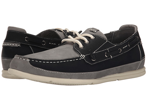 Steve Madden - Rower (Black/Grey) Men