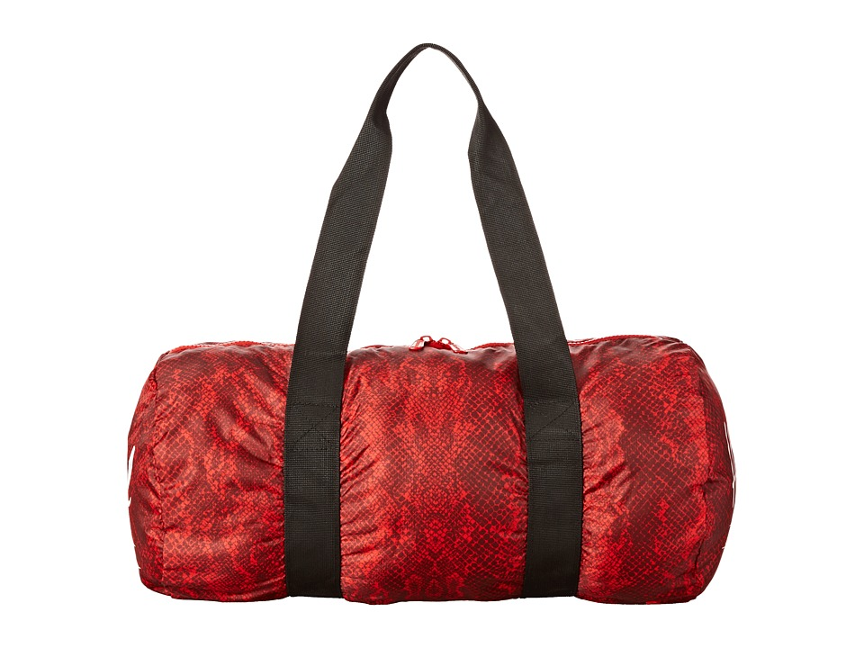 Herschel Supply Co. - Packable Duffle Bag (Red Snake) Duffel Bags