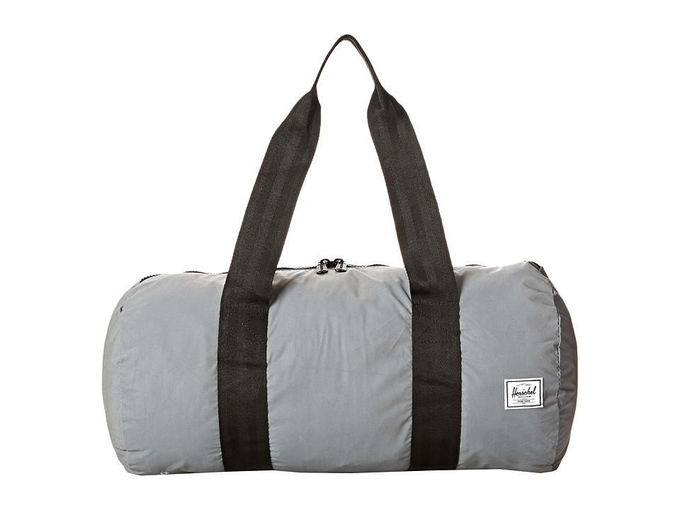 Herschel Supply Co. - Packable Duffle Bag (Silver Reflect) Duffel Bags
