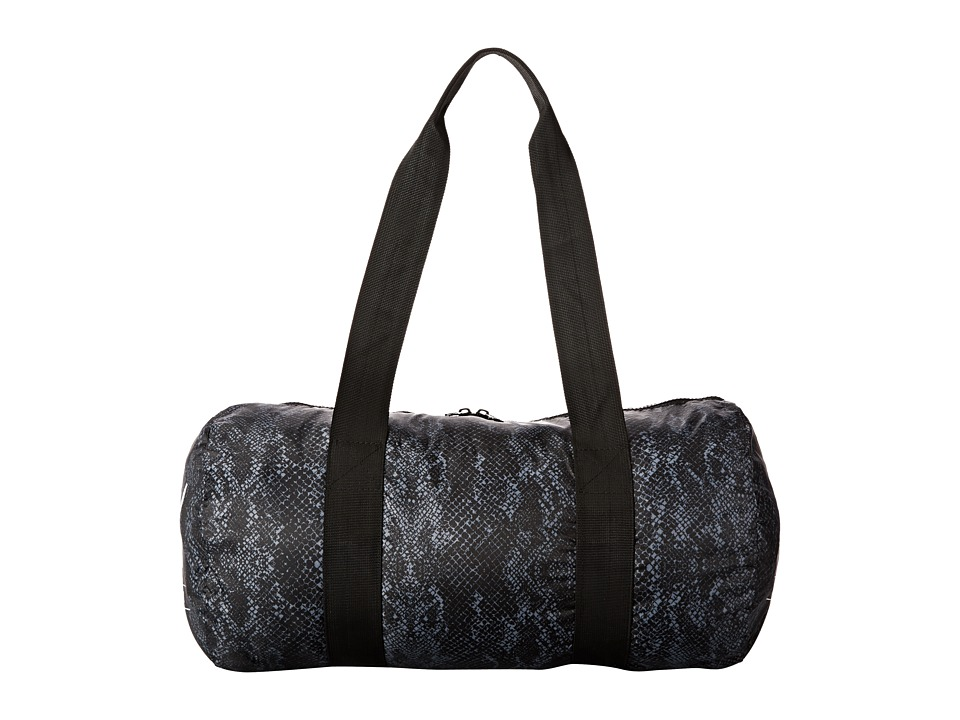 Herschel Supply Co. - Packable Duffle Bag (Black Snake) Duffel Bags