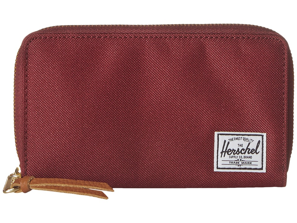 Herschel Supply Co. - Thomas (Windsor Wine) Wallet Handbags