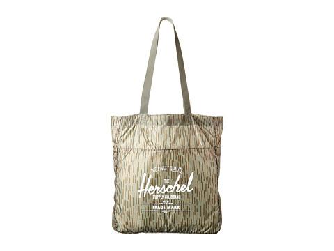 Herschel Supply Co. - Packable Travel Tote Bag (Rain Camo) Tote Handbags