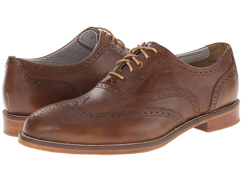 J. Shoes - Charlie Plus (Brass) Men's Lace up casual Shoes