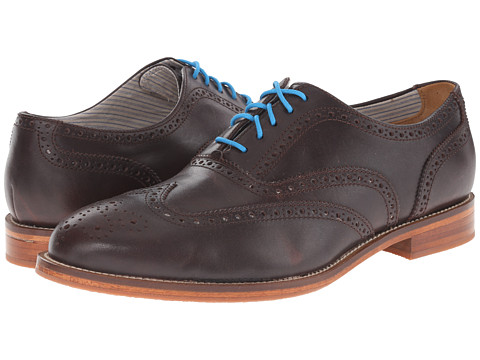 J. Shoes - Charlie Plus (Dark Brown) Men