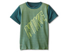 Topographic Dri-Fit Short Sleeve Tee