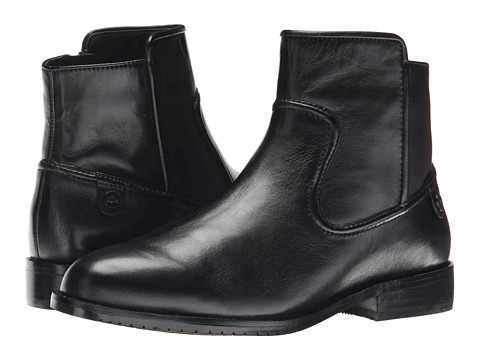 Lacoste - Rosolinn (Black) Women's Zip Boots