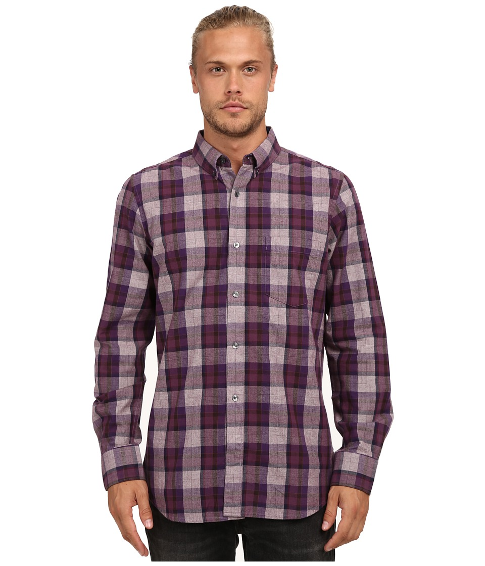 French Connection - Scattered Poems (Gothic Grape) Men's Clothing