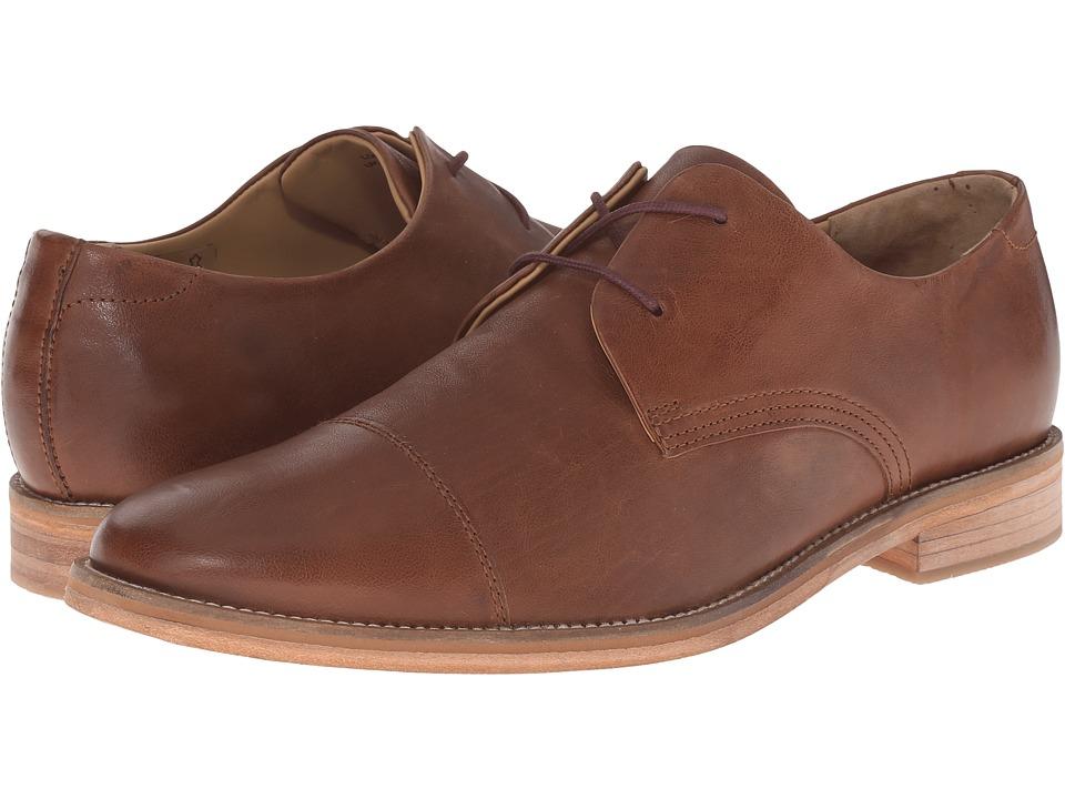 J. Shoes - Lore (Ochre Dream) Men's Lace up casual Shoes