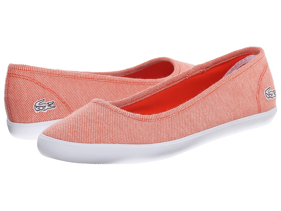 Lacoste Marthe CRM (Red/Red) Women