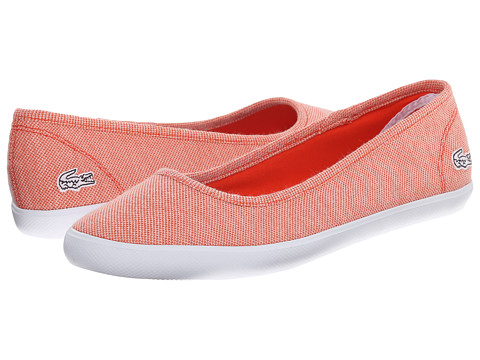 Lacoste - Marthe CRM (Red/Red) Women