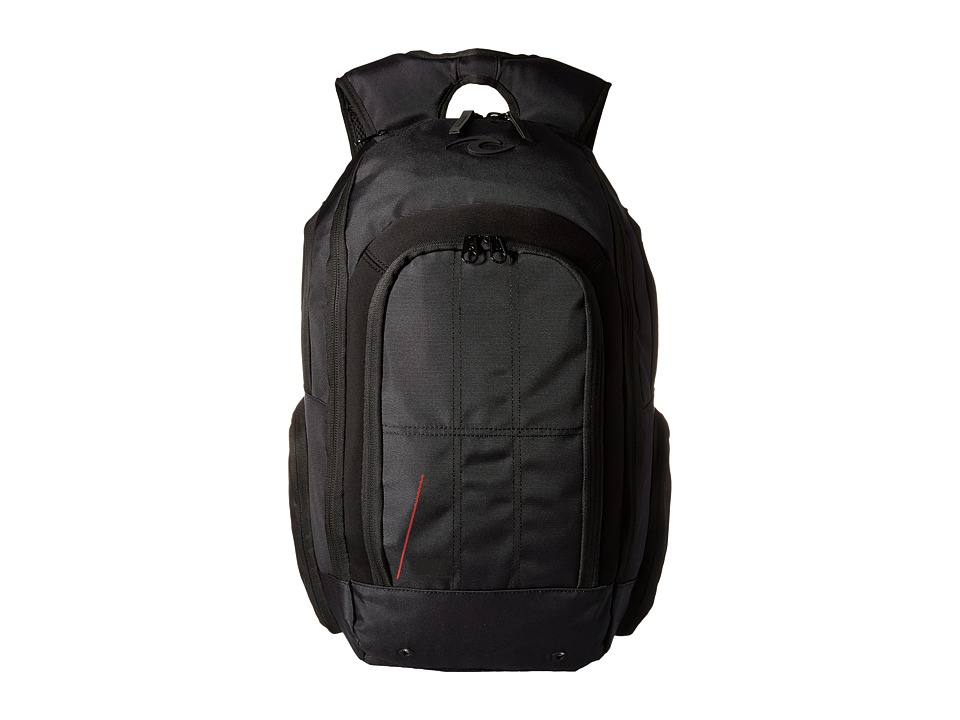 Rip Curl - MF Surf Pack (Black) Backpack Bags