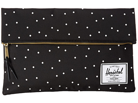 Herschel Supply Co. - Carter Large (Scattered Black) Handbags