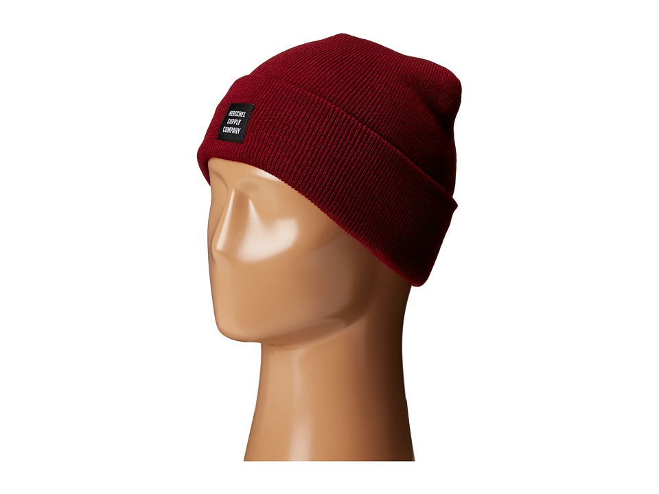 Herschel Supply Co. - Abbott (Windsor Wine) Beanies