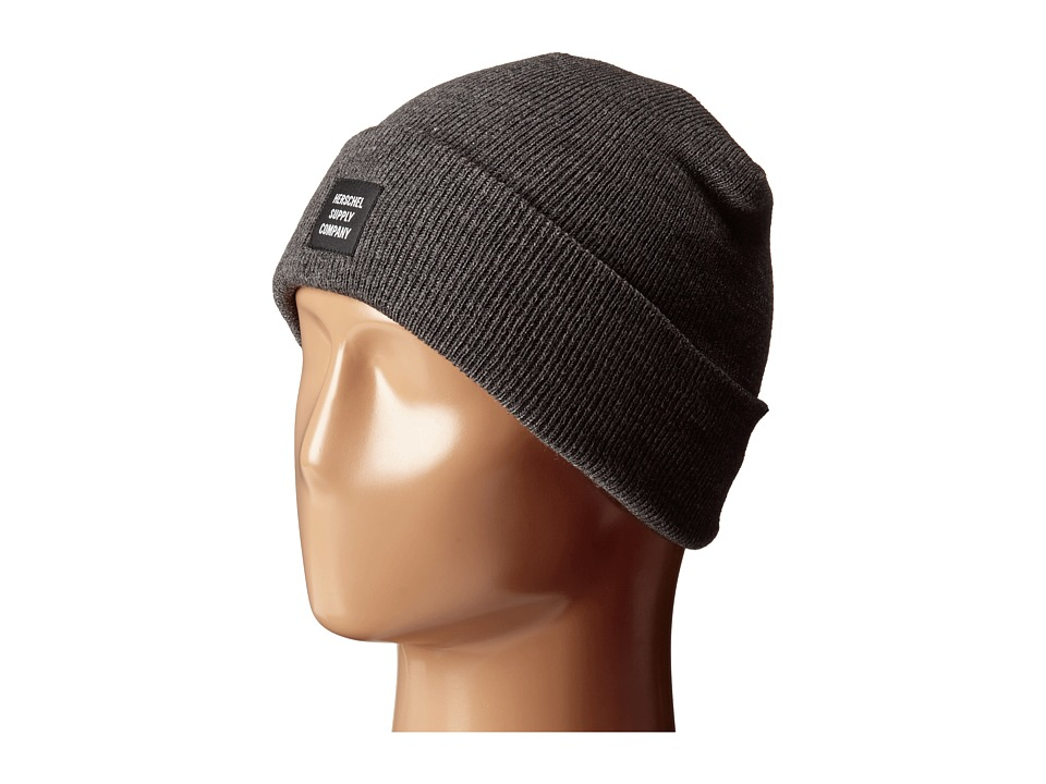 Herschel Supply Co. - Abbott (Charcoal) Beanies