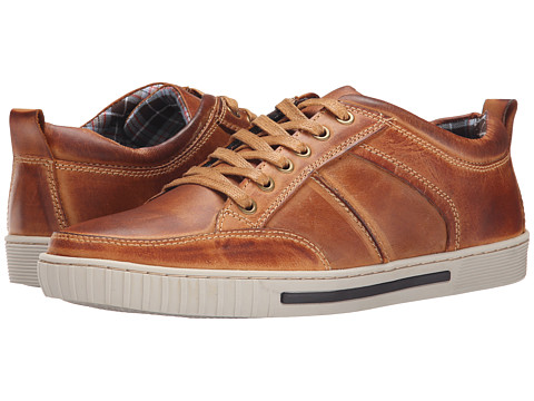 Steve Madden - Puncher (Tan Leather) Men