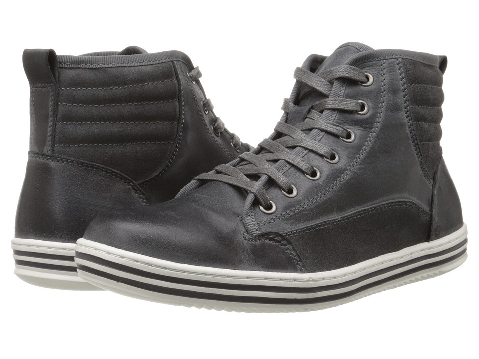 Steve Madden - Reasonur (Grey Leather) Men